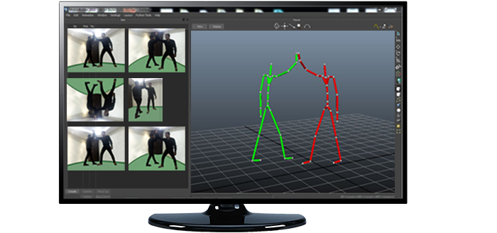 Body Motion Capture Studio