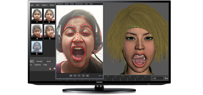 Face Motion Capture