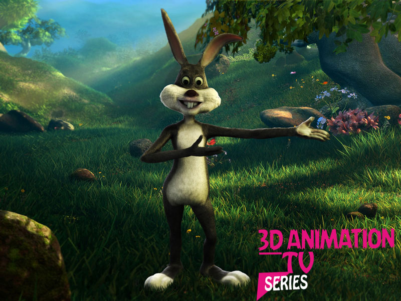 3D Animation TV Series